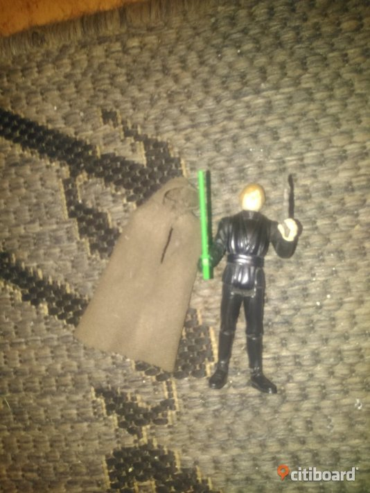 Star Wars vintage Luke Skywalker Jedi