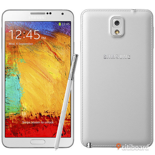 Mobil Samsung Galaxy note 3