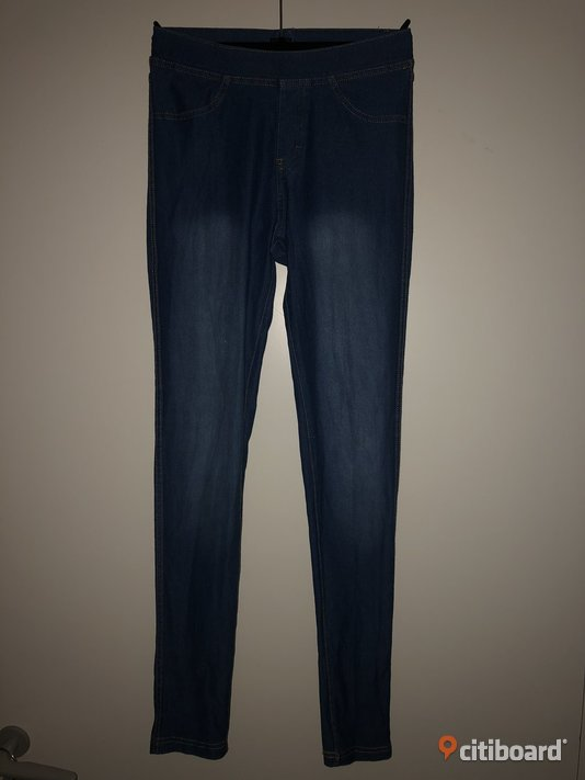 Jeans leggings 146/152 (10-12 år) Linköping