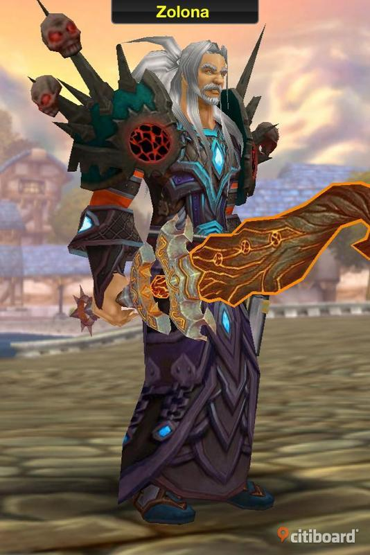 Lvl 39 mage twink gear and spec -