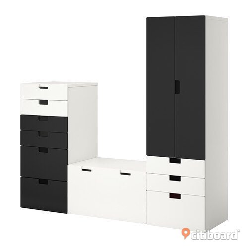 s kes ikea stuva m bler varberg citiboard. Black Bedroom Furniture Sets. Home Design Ideas