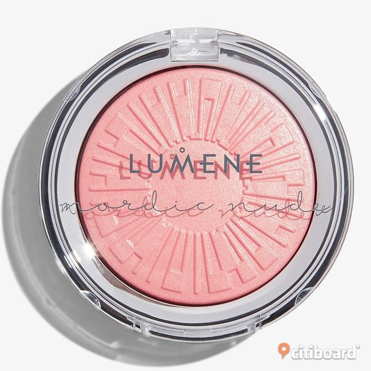Lumene Nordic Nude Light Reflecting Blush  Landskrona Sälj