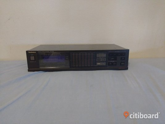 Technics Equalizer Vimmerby