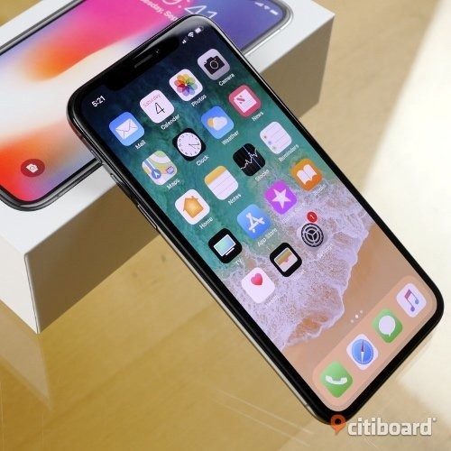 Iphone X 64 GB Borås / Mark / Bollebygd