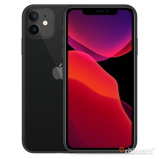iPhone 11 64GB Svart som ny Uppsala Sälj