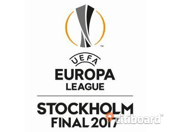 4 Biljetter Tickets UEFA EUROPA LEAGUE FINAL 2017 STOCKHOLM