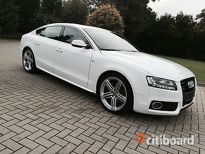 2010 audi a5 sportback 2 0 tdi 170 hk sline l der t by citiboard. Black Bedroom Furniture Sets. Home Design Ideas