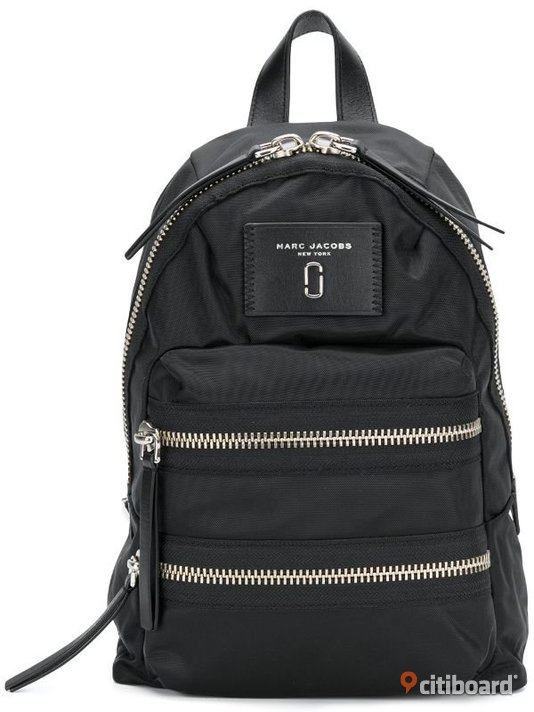 SÖKES Marc Jacobs Nylon Biker Backpack