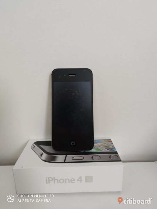 IPhone 4s 16gb Haninge
