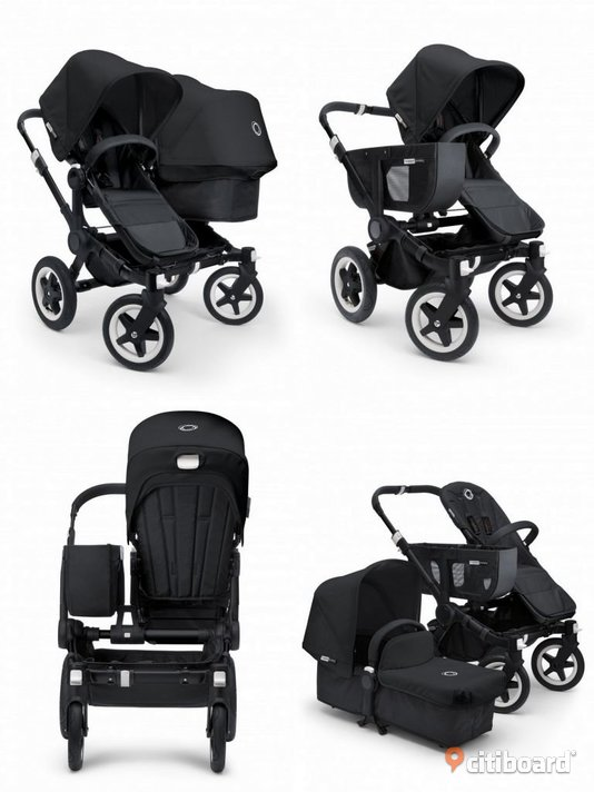 Bugaboo duo  Stockholm