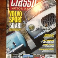CLASSIC Motor Magasin.  nr 6,  2004.