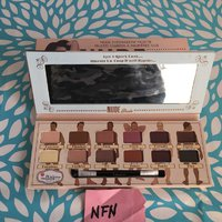 HELT NY! The Balm Nude Dude Eyeshadow Palette #2 12 Färger * Man