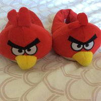 angry birds tofflor