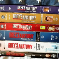 Greys anatomy säsong 1 - 6