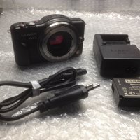 Panasonic DMC GF 3K(black) KIT