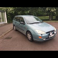 Ford Focus 1.6 NYBES