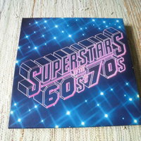Superstars Of The 60's & 70's. 11 Box-Lp. Readers UK.