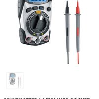 Laserliner Multimeter pocker xp