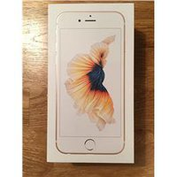 NY iPhone 6s 128GB silver - Olåst