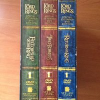 Lord Of The Ring special extended