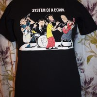 Ny! T-shirt - System of a Down - Rock/Band/Metal