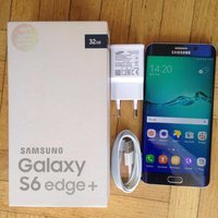 Samsung Galaxy S6 EDGE PLUS 32 GB OLÅST !