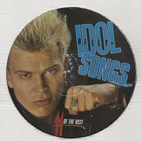 Billy Idol Songs 11 of the best (picture disc) very rare Vinyl Lp