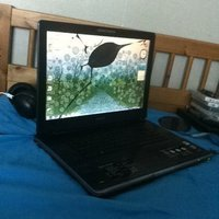 Laptop sony vgn-ar61m