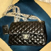 HELT NY CHANEL DOUBLE FLAP!