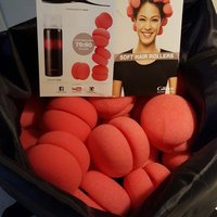Rosa Soft Hair Rollers
