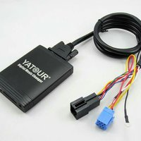 USB SD AUX IN Adapter