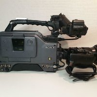 SONY DSR-570 WSP (PAL) 16:9 widescreen DVCAM BROADCAST CAMCORDER
