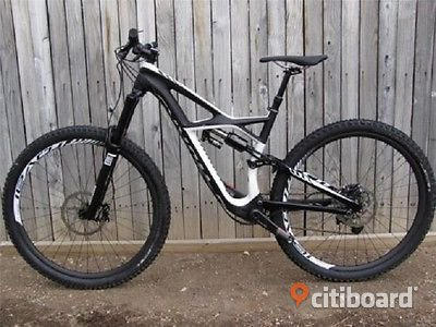 Specialized S-Works Enduro Carbon 29 Medium Carbon hjul Fritid & Hobby Sollentuna
