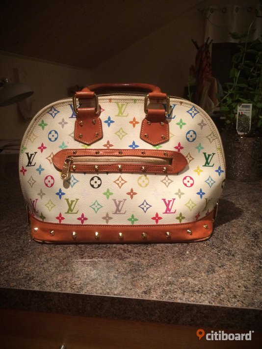 Louis Vuitton Multicolor Alma Halland Kungsbacka