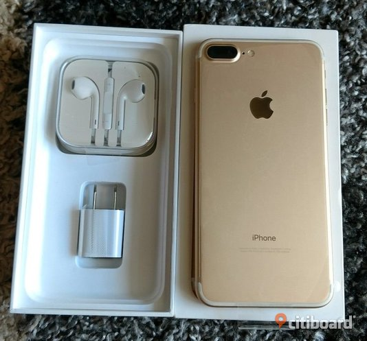 Apple iPhone 7 Plus 128Gb olåst förseglad ny - Whatsapp: +14056558623 Stockholm