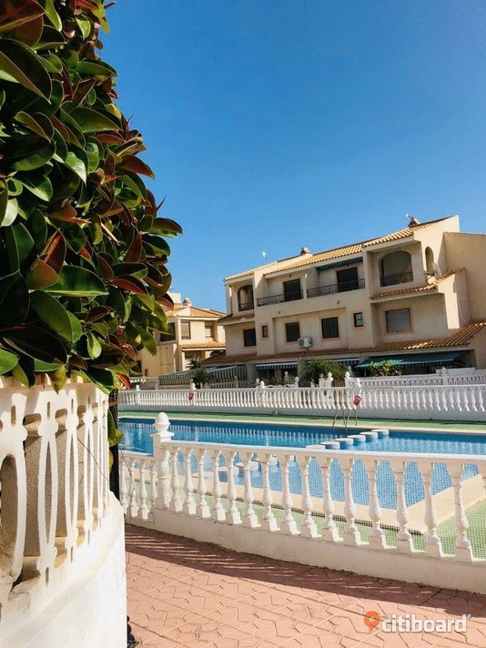 Bungalow for rent . Located only 400 meters from the beach of Guardamar.Alicante.Spain Övrigt Ekerö