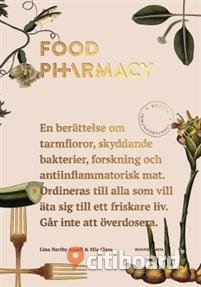 FOOD PHARMACY bok inbunden