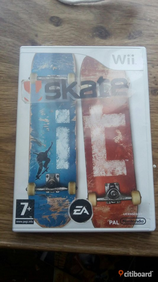 skateboard spel ps4