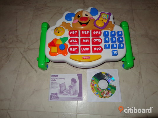 Fisher-Price Computer Learning System