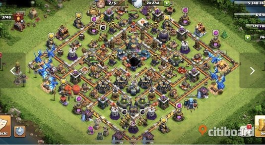Clash of clans  Fritid & Hobby Stockholm