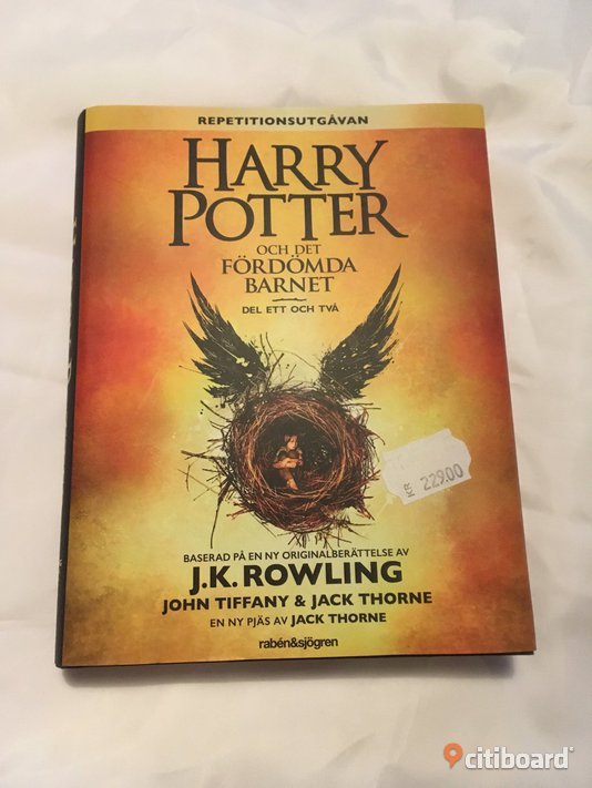 Ny bok: Harry Potter Göteborg
