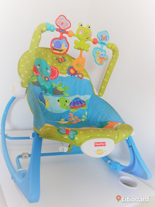 Fisher Price Barnstol | Fisher Price child chair Södertälje