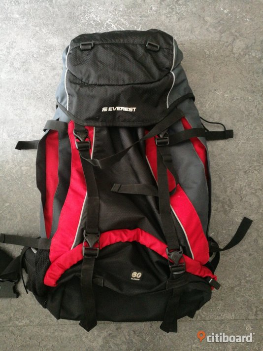citiboard.se Ryggsäck everest backpack 60 L