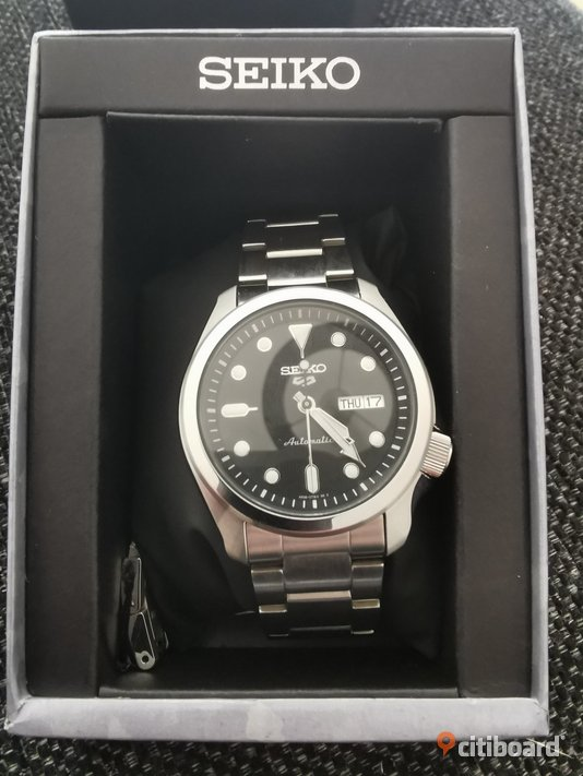 Seiko 5 Sports Automatic SRPE55K1  Borås / Mark / Bollebygd