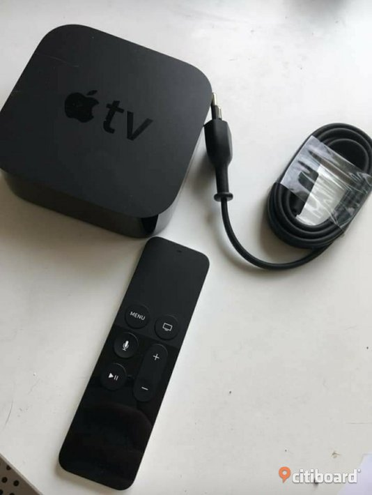 Apple  tv generation 4 Västerås