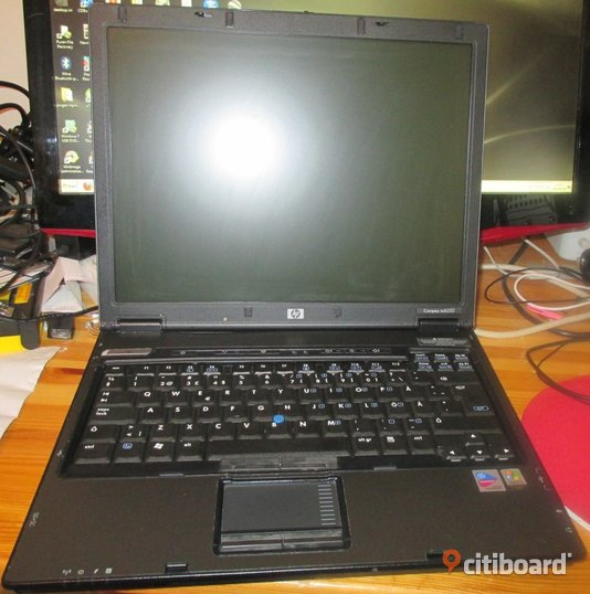 HP Laptop med RS232 seriell port NC6220 Trelleborg