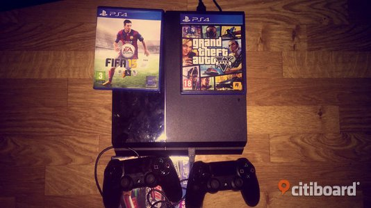 playstation 4 spel it
