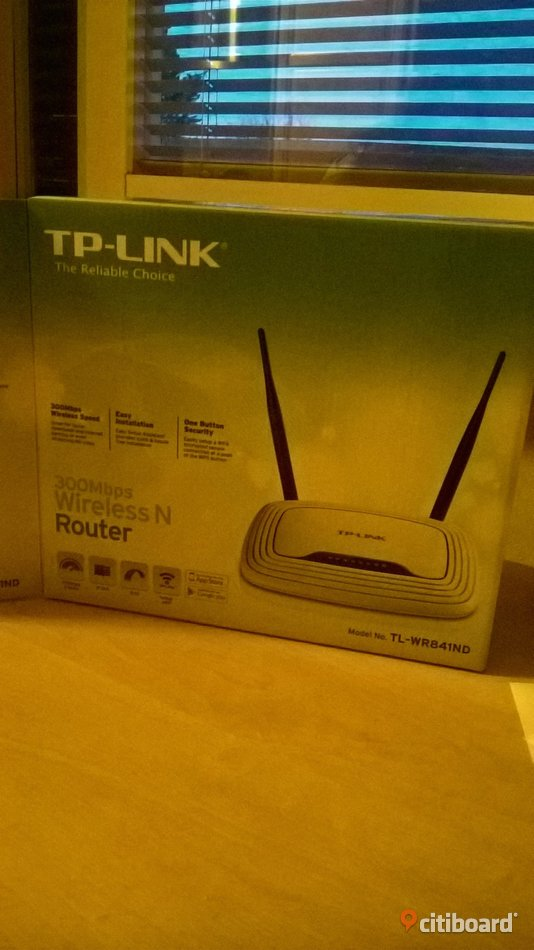router tp-link Robertsfors