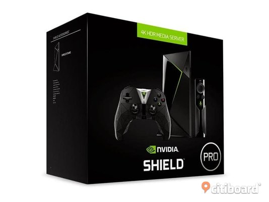 Shield Android TV PRO Stockholm Haninge