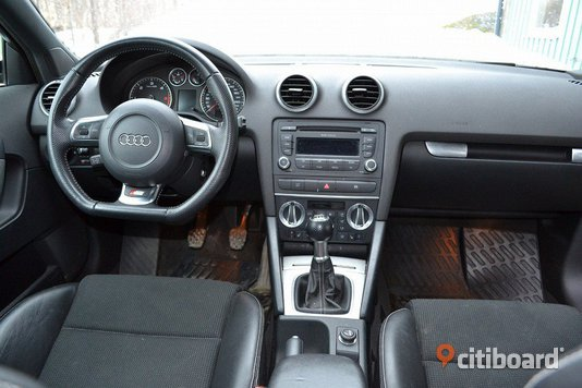 audi a3 2 sportback 2 0 tdi line 140 s kungsbacka citiboard. Black Bedroom Furniture Sets. Home Design Ideas